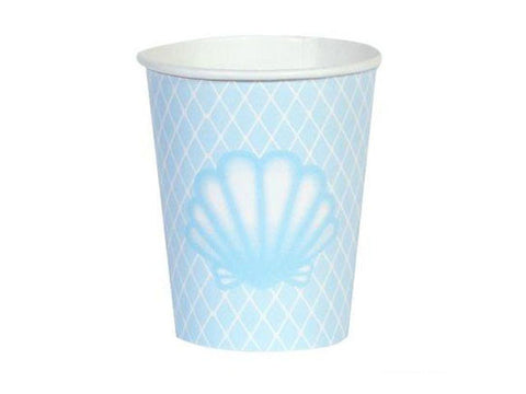 Mermaids Paper Cups (8 ct)