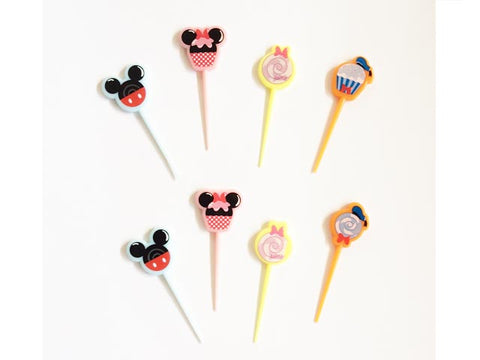 Mickey Treats Picks