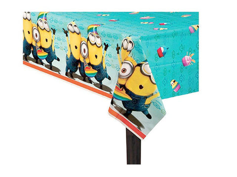Despicable Me Minions Table Cover