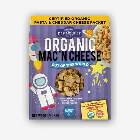 Organic Mac N Cheese (Out of This World)
