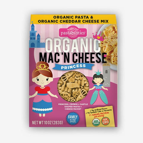 Organic Mac N Cheese (Princess)