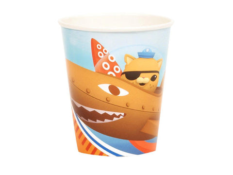 Octonauts Paper Cups (8 ct)