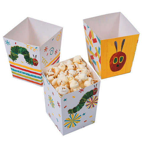 Eric Carle's The Very Hungry Caterpillar Mini Popcorn Boxes
