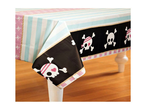 Pretty Pirates Table Cover