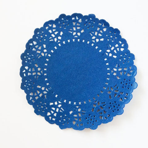 ... Colored Paper Doilies - 4.5 inches (click for more colors) ...