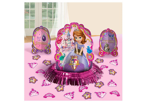 Sofia the First Table Decorating Kit