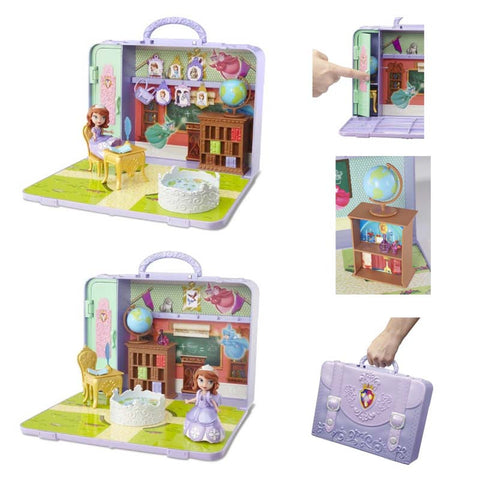 Sofia the First Classroom Portable Playset