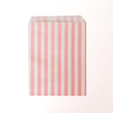 Stripes Paper Treat Bags - 12 ct - (click for more colors)