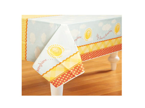 Sweet Sunshine Table Cover