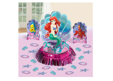 Ariel The Little Mermaid Table Decorating Kit