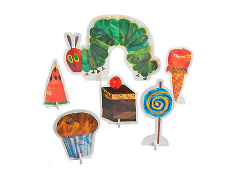 Eric Carle's The Very Hungry Caterpillar Table Centerpieces