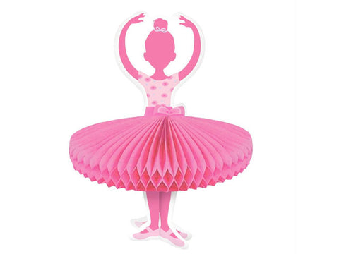 Tutu Much Fun Ballerina Centerpiece