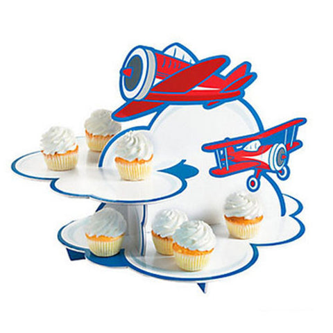 Up and Away Cupcake Stand