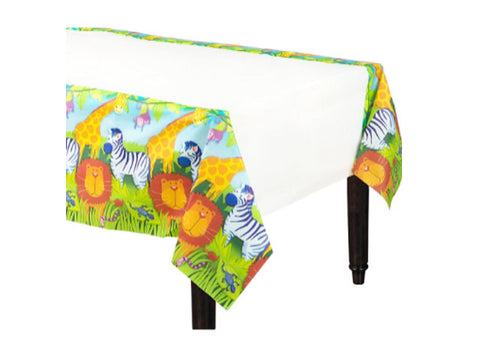 Animal Safari Table Cover