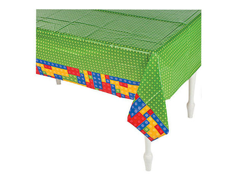 Blocks Party Table Cover