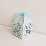 Baby Carriage Favor Box - 12 ct - (click for more colors)