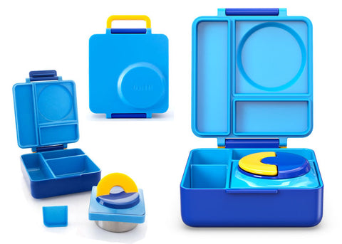 OmieBox Bento Box (click for more colors)