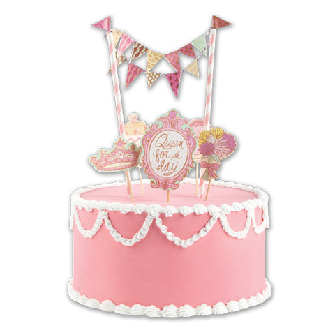 Queen for a Day Cake Decorating Kit