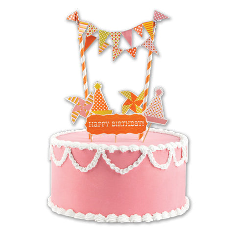 Sweet Soiree Cake Decorating Kit