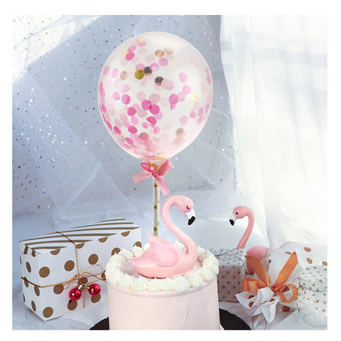 Confetti Cake Balloon (click for more colors)