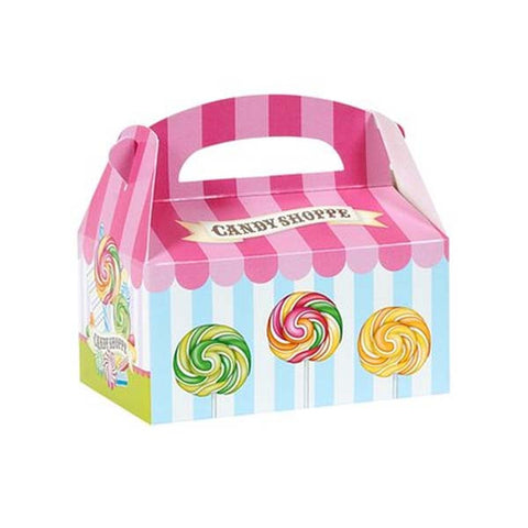 Candy Shoppe Favor Box (8 ct)