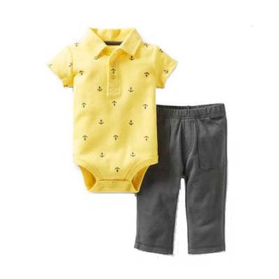 Boy's Nautical 2-pc set