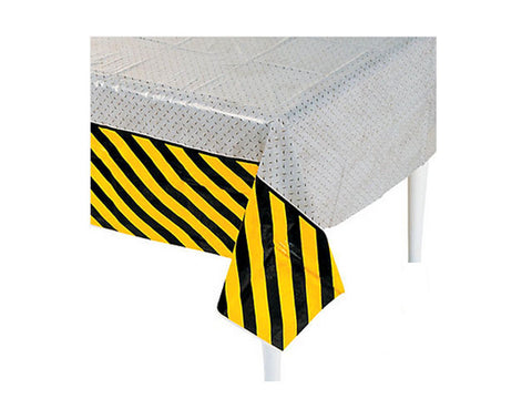 Construction Zone Table Cover