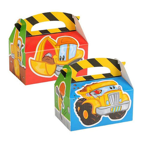 Construction Pals Favor Box (8 ct)