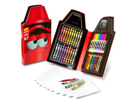 Crayola Tip Art Kit - Scarlet