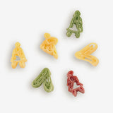 Dance Dance Dance Fun Shaped Pasta