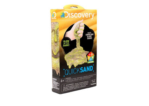 Discovery Kids Quick Sand Kit