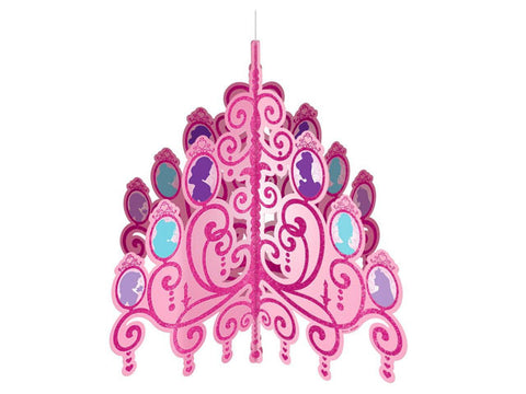 Disney Princess Glitter Chandelier