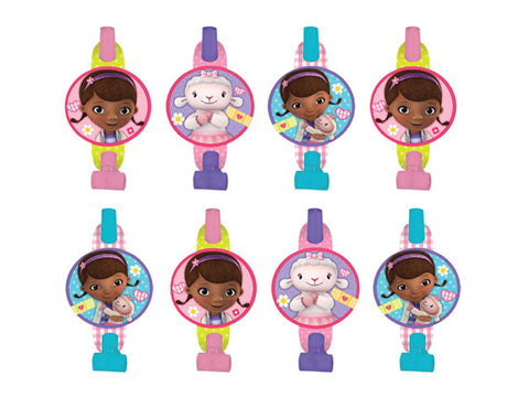Doc Mcstuffins Blowouts (8 ct)