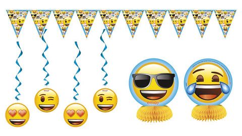 Emoji Party Decorating Kit