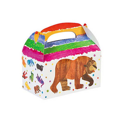 Eric Carle's Brown Bear... Favor Box (8 ct)