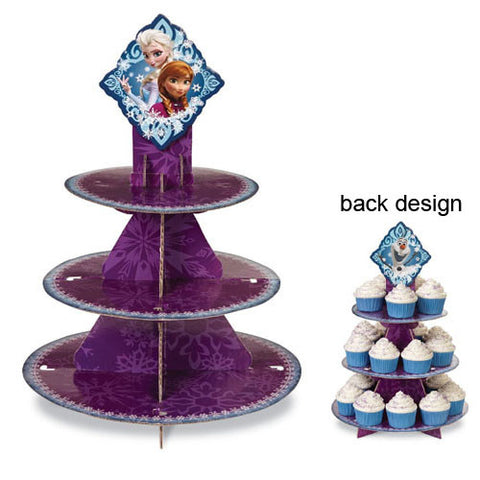 Frozen Cupcake Stand