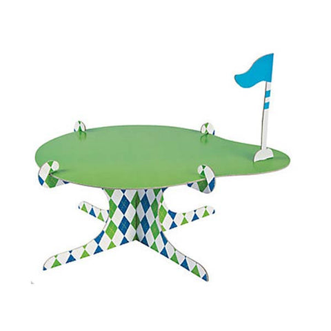 Golf Partee Cake Stand