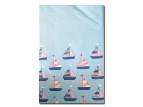Harbour Sailboats Table Cover