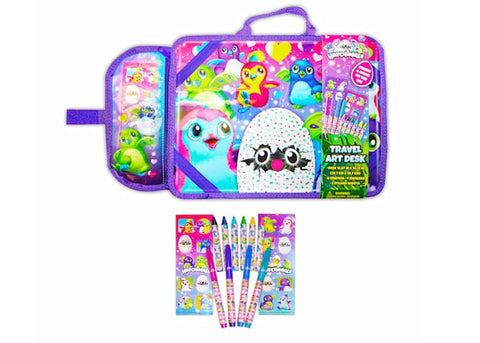 Hatchimals Travel Art Desk