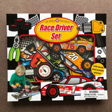 Let's Pretend - Race Driver Set