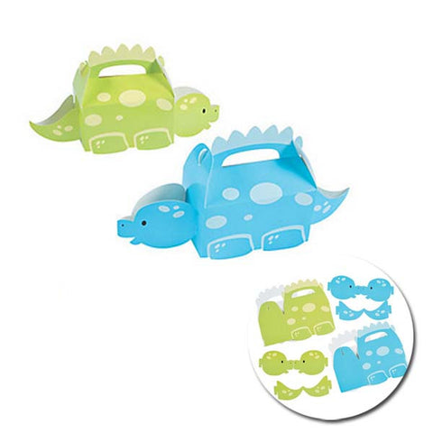 Little Dino Party Favor Box (6 ct)