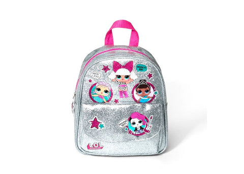 LOL Surprise Mini Glitter Backpack