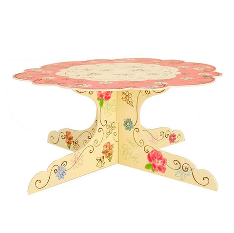 Love in the Afternoon Cake Stand