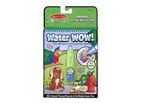 Melissa & Doug Water Wow - Animals