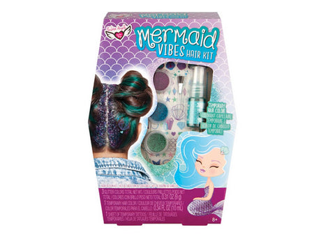 Fashion Angels Mermaid Vibes Hair Design Kit