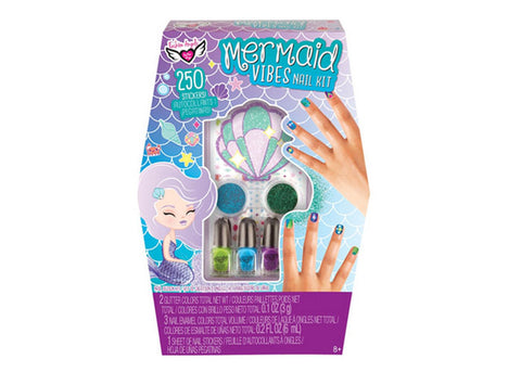 Fashion Angels Mermaid Vibes Nail Kit