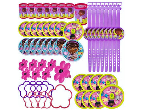 Doc Mcstuffins Mega Mix Favor Pack (48 ct)