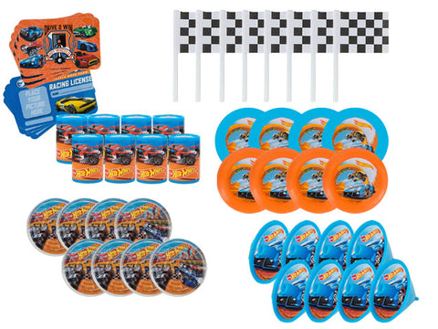 Hot Wheels Mega Mix Favor Pack (48 ct)