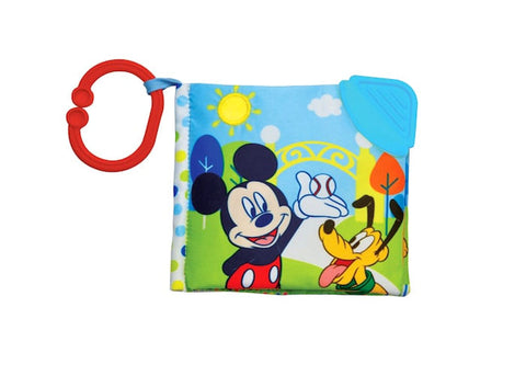 Mickey Mouse Soft Cloth Book