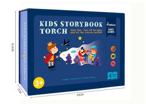 Kid's Story Book Torch